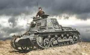 Sd.Kfz.265 Panzerbefhelswagen in scale 1-72