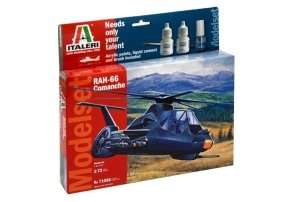 Gift Set - Model RAH-66 Comanche scale 1-72