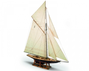 Yacht Britannia - Mamoli MV44- wooden ship model kit