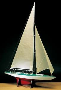 Constellation US Defender - Amati 1700/80 - wooden ship model kit