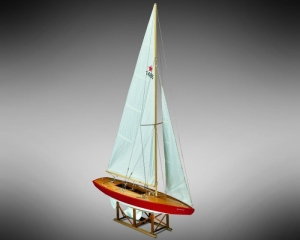 Yacht Jenny - Mamoli MV54- wooden ship model kit