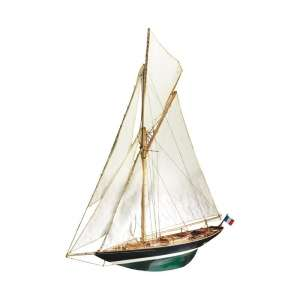 Wooden Model Ship Kit - Pen Duick 1/28 - Artesania 22418
