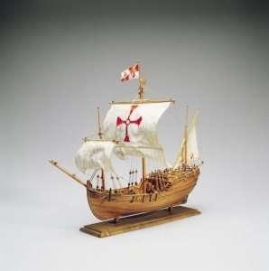 Karawela Pinta - Amati 1410 - drewniany model w skali 1:65