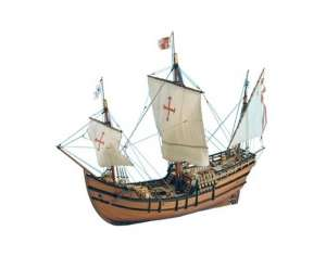 Wooden Model Ship Kit - La Pinta - Artesania 22412