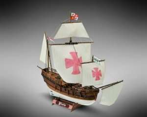 Pinta - Mamoli MM15 - wooden ship model kit