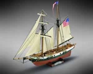 Newport - Mamoli MV50- wooden ship model kit