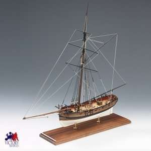 Lady Nelson - Amati 1300/01 - wooden ship model kit