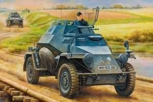 Leichter Panzerspahwagen in scale 1-35