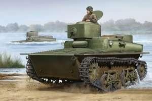 Soviet T-37 Amphibious Light Tank - Early scale 1:35