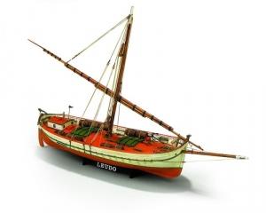 Il Leudo - Mamoli MV29- wooden ship model kit