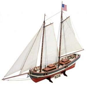 Wooden Model Ship Kit - Swift 1805 1/50 - Artesania 22110-N