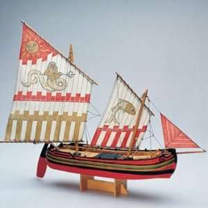 Trabaccolo - Amati 1562 - wooden ship model kit