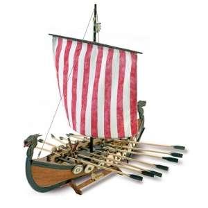 Wooden Model Ship Kit - New Viking - Artesania 19001-N