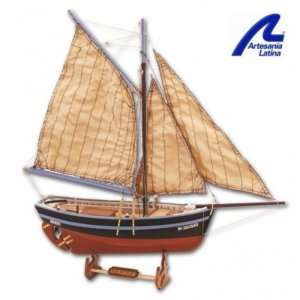 Wooden Model Ship Kit - Bon Retour 1/25 - Artesania 19007