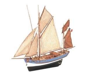 Wooden Model Ship Kit - Marie Jeanne - Artesania 22170