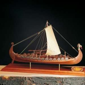Viking Ship Drakkar - Amati 1406/01 - wooden ship model kit