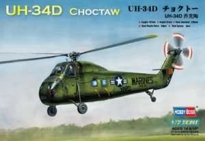 American UH-34D Choctaw scale 1:72