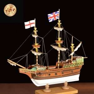 Mayflower - Amati 600/05 - wooden ship model kit