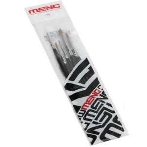 Modeling Paint Brush Set 5pcs - Meng