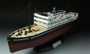 Taiping Steamer Movie The Crossing Version in scale 1-150 Meng OS-001