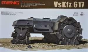 Alkett-Raumgerat VsKfz 617 in scale 1-35 Meng SS-001