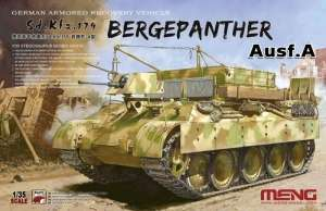 Sd.Kfz.179 Bergepanther Ausf.A model Meng SS-015 in 1-35