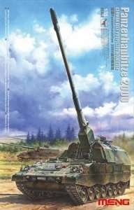 Panzerhaubitze 2000 in scale 1-35 Meng TS-012