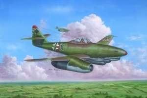 Hobby Boss 80376 - Messerschmitt Me-262A-2a in scale 1-48