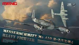 German Me-410 B-2-U2-R4 Heavy Fighter 1:48