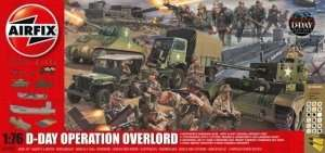 D-Day Operation Overlord - Airfix A50162
