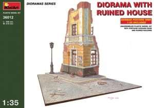 MiniArt 36012 Diorama w/Ruined House