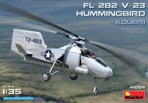 Fl 282 V-23 Hummingbird Kolibri in scale 1-35