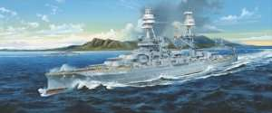Model Battleship USS Arizona BB-39 Trumpeter 03701