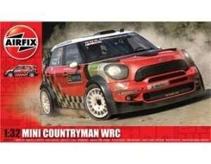 MINI Countryman WRC scale 1:32