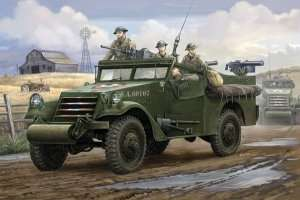 M3A1 White Scout Car early production scale 1:35