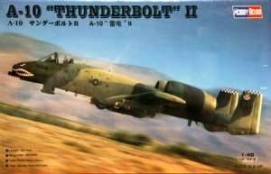 A-10A Thunderbolt II in scale 1-48