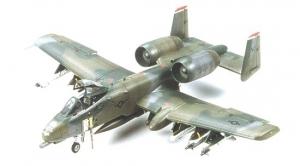 Model Tamiya 60744 A10 Thunderbolt II