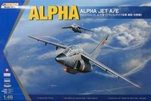 Alpaha Jet A/E in 1:48