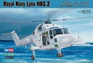 Royal Navy Lynx HAS.2 scale 1:72