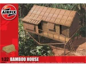 Bamboo House scale 1:32