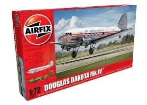 Douglas Dakota Mk.IV in scale 1:72 Airfix 08015