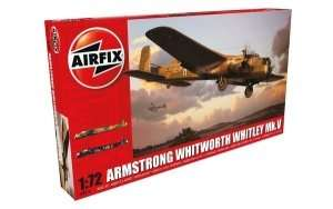 Armstrong Whitworth Whitley Mk.V in 1:72
