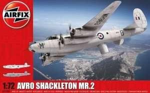 Model Avro Shackleton MR2 scale 1:72 Airfix 11004