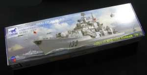 Bronco BB2002 Chinese Navy DDG 139 NINGBO Sovremenniy Class Type 956EM Destroyer