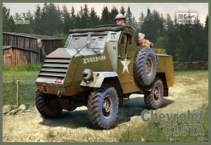 Model IBG 35020 Chevrolet C15TA
