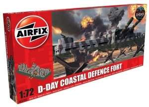D-Day Coastal Defence Fort scale 1:72