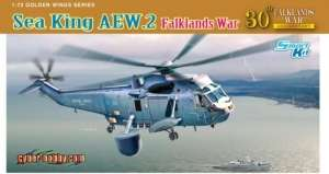 Sea King AEW.2 Falklands War - in scale 1-72