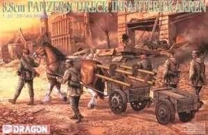8.8cm Panzerschreck Infantriekarren in scale 1-35