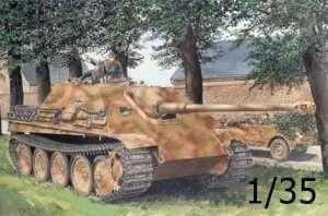Sd.Kfz.173 Jagdpanter Ausf.G1 in scale 1-35 Dragon 6494