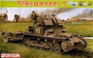 Model Dragon 6577 Flakpanzer I